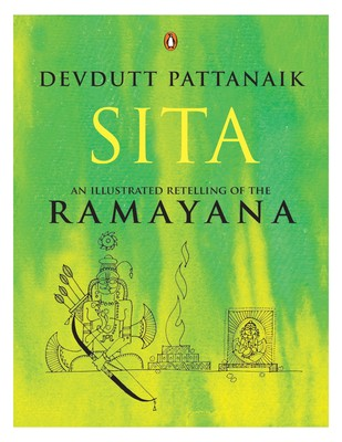 Sita : An Illustrated Retelling of th